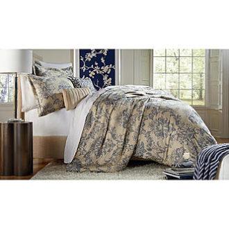 Sears – Grand Resort Blue Medallion Comforter Set Only $49.97 (Reg $99.99) + Free Shipping