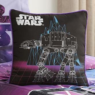 Kmart – Lucas Star Wars Girl's Hyperspace Decorative Pillow Only $12.00 (Reg $19.99) + Free Store Pickup