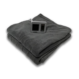 Sears – Cannon Microplush Heated Blanket – Gray Only $39.99 (Reg $59.99) + Free Store Pickup