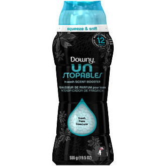 Kmart – Downy Unstopables Fresh In-Wash Scent Booster Fabric Enhancer 19.5oz Only $8.99 (Reg $10.49) + Free Store Pickup