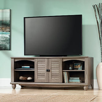 Sears – Sauder Harbor View Entertainment Credenza Only $165.35 (Reg $240.99) + Free Shipping