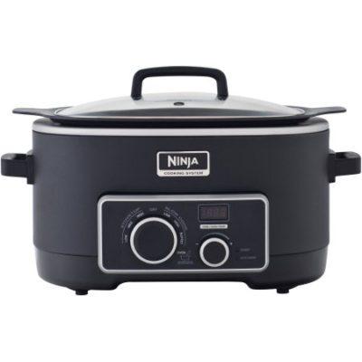Walmart – Ninja 3-in-1 Slow Cooker, MC750 Only $89.00 (Reg $99.00) + Free Shipping