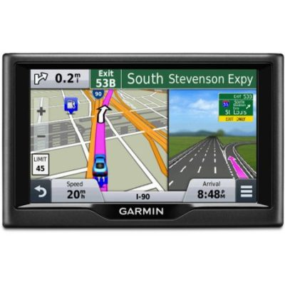 Walmart – Garmin nuvi 58 5″ GPS Unit with Maps of the U.S. and Canada Only $125.32 (Reg $139.99) + Free Shipping