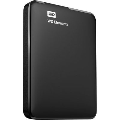 Walmart – Western Digital Elements 2TB Portable External Hard Drive, Black Only $76.99 (Reg $84.99) + Free Shipping