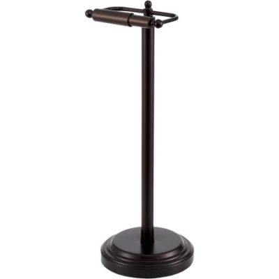 Walmart – Mainstays Stand Toilet Paper Holder, Oiled Bronze Only $9.50 (Reg $13.97) + Free Store Pickup