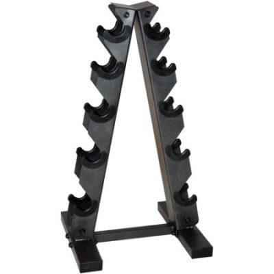 Walmart – CAP Barbell Black A Frame Dumbbell Rack Only $32.47 (Reg $64.99) + Free Store Pickup
