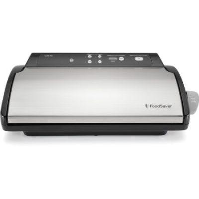 Walmart – FoodSaver V2470 Vacuum Sealer, FSFSSL2470-015 Only $99.00 (Reg $119.98) + Free Shipping