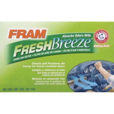Walmart – FRAM Fresh Breeze Cabin Air Filter, CF1014 Only $10.15 (Reg0 $14.35) + Free Store Pickup