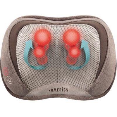 Walmart – HoMedics 3D Shiatsu Massage Pillow with Heat Only $42.68 (Reg $49.88) + Free Store Pickup
