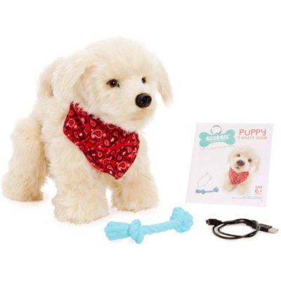 Walmart – Georgie Interactive Plush Electronic Puppy Only $99.99 (Reg $129.97) + Free Shipping