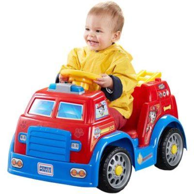 Walmart – Fisher-Price Power Wheels PAW Patrol Fire Truck Only $79.00 (Reg $149.00) + Free Shipping