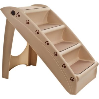 Walmart – PETMAKER Fold-able Pet Staircase Only $43.87 (Reg $55.99) + Free Store Pickup