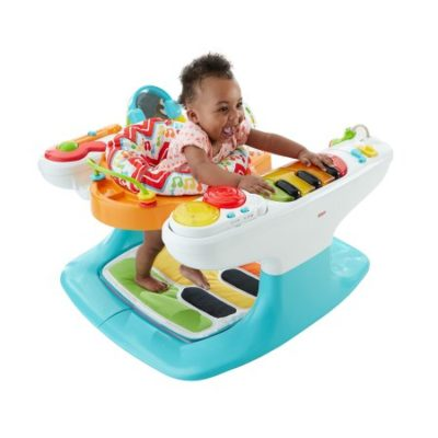 Walmart – Fisher-Price 4-in-1 Step 'n Play Piano Only $94.55 (Reg $129.98) + Free Shipping