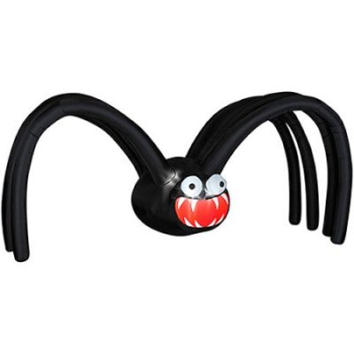 Walmart – Gemmy 5'H x 12'W Airblown Halloween Giant Inflatable Black Spider with Big-Mouth Only $96.93 (Reg $119.99) + Free Shipping