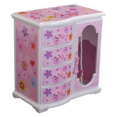 Walmart – Mele Designs Kelly Girls' Upright Musical Ballerina Jewelry Box Only $29.95 (Reg $43.00) + Free Store Pickup