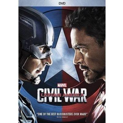 Walmart – Captain America: Civil War Only $14.96 (Reg $29.99) + Free Store Pickup