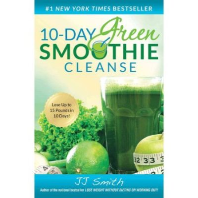 Walmart – 10-Day Green Smoothie Cleanse Only $8.81 (Reg $10.07) + Free Store Pickup