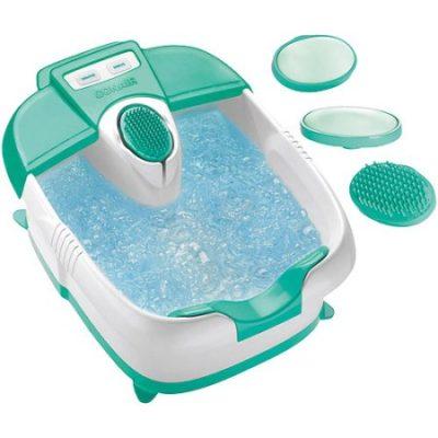 Walmart – Conair True Massaging Foot Bath with Bubbles and Heat Only $ Conair True Massaging Foot Bath with Bubbles and Heat $29.84 (Reg $31.00) + Free Store Pickup