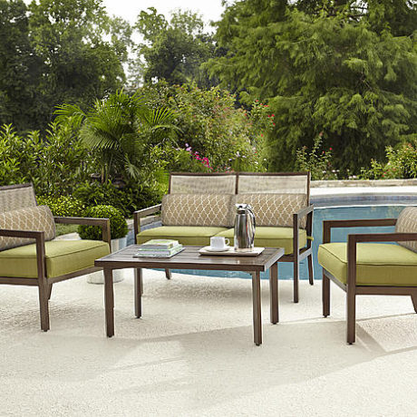 Sears – La Z Boy Outdoor Drew 4 Pc Seating Set Only $599.99 (Reg $1199.99) + Free Delivery