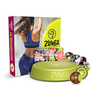 Kmart – Zumba Incredible Results DVD System Only $53.99 (Reg $59.99) + Free Shipping