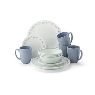 Kmart – Corelle Livingware 16-Piece Dinnerware Set – Country Cottage Only $26.72 (Reg $39.99) + Free Store Pickup