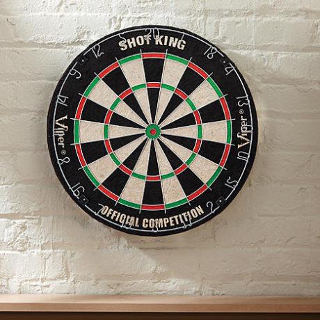 Kmart – Viper Shot King Bristle Dartboard Only $29.57 (Reg $44.99) + Free Store Pickup
