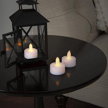 Sears – Lavish Home Lavish Home 24 Piece LED Tea Light Candle Set Only $14.99 (Reg $24.99) + Free Store Pickup