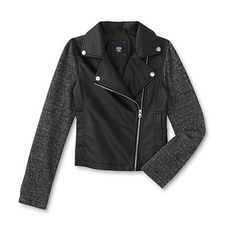 Kmart – Route 66 Girls' Moto Jacket Only $20.00 (Reg $29.99) + Free Store Pickup