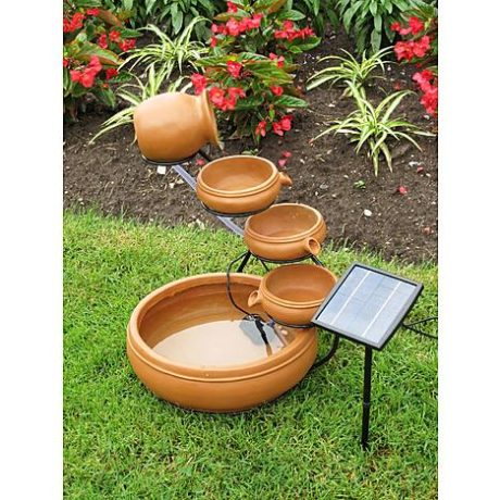 Sears – Koolscapes Solar Cascading Fountain Only $94.47 (Reg $116.99) + Free Shipping