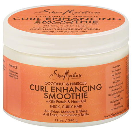 Kmart – Shea Moisture Curl Enhancing Smoothie, Coconut & Hibiscus, Thick, Curly Hair, 12 oz (340 g) Only $10.00 (Reg $12.99) + Free Store Pickup
