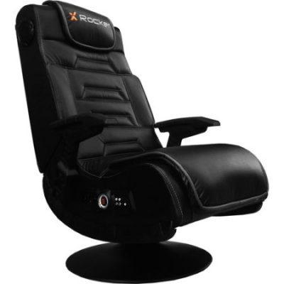 Walmart – X Video Rocker Pro Series Pedestal 2.1 Wireless Audio Gaming Chair, Black, 51396 Only $162.06 (Reg $215.00) + Free Shipping