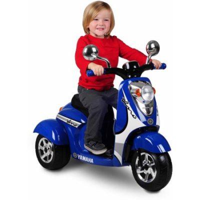 Walmart – Yamaha Vino Retro Scooter 3-Wheel 6-Volt Battery-Powered Ride-On Only $69.00 (Reg $149.00) + Free Shipping
