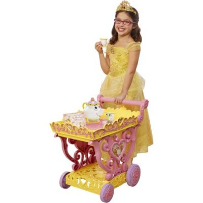 Walmart – Disney Princess Belle Musical Tea Party Cart Only $47.67 (Reg $59.00) + Free Store Pickup