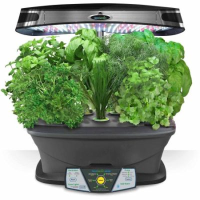 Walmart – Miracle-Gro AeroGarden EXTRA LED with Gourmet Herb Seed Pod Kit Only $149.00 (Reg $229.00) + Free Shipping