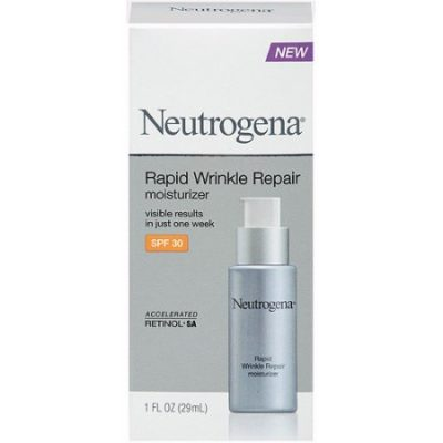 Walmart – Neutrogena Rapid Wrinkle Repair Moisturizer, SPF 30, 1 fl oz Only $14.50 (Reg $19.97) + Free Store Pickup