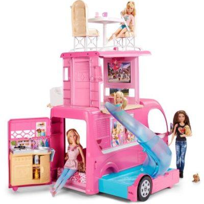 Walmart – Barbie Pop-Up Camper Playset Only $63.19 (Reg $79.00) + Free Shipping
