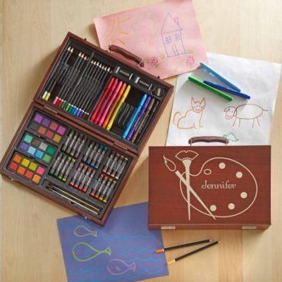 Walmart – Personalized 80 Piece Youth Art Set Only $20.00 (Reg $35.00) + Free Store Pickup