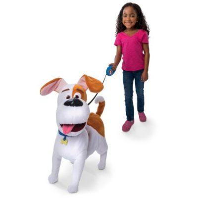 Walmart – The Secret Life of Pets – Best Friend Max Only $39.99 (Reg $44.97) + Free Store Pickup