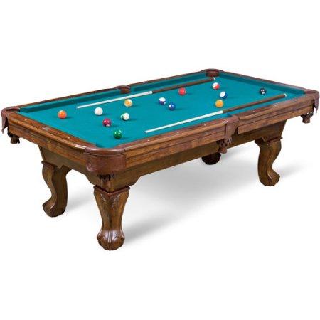 Walmart Eastpoint Sports Brighton Billiard Pool Table - Pool table pick up