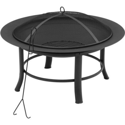 Walmart – Mainstays Fire Pit, 28″Only $29.44 (Reg $50.00) + Free Store Pickup