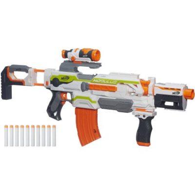 Walmart – Nerf N-Strike Modulus ECS-10 Blaster Only $29.31 (Reg $47.96) + Free Store Pickup
