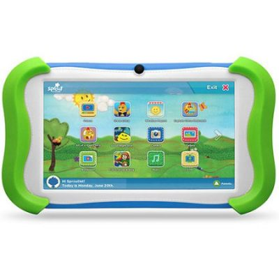 Walmart – Sprout Channel Cubby 7″ Tablet 16GB Only $59.98 (Reg $99.99) + Free Shipping