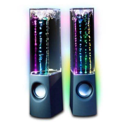 Walmart – DJ Rave Dancing Water Speakers Only $11.96 (Reg $19.88) + Free Store Pickup