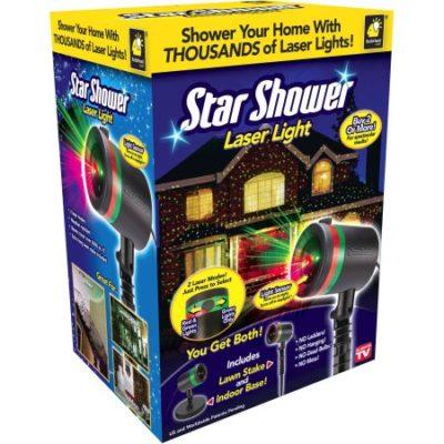 Walmart – As Seen On TV Star Shower Laser Only $35.89 (Reg $39.88) + Free Store Pickup