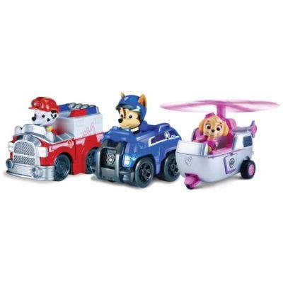 Walmart – Paw Patrol Racers 3-Pack Vehicle Set, Chase/Marshall/Skye Only $13.97 (Reg $14.97) + Free Store Pickup
