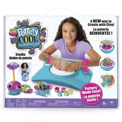 Walmart – Pottery Cool Studio, by Spin Master Only $23.99 (Reg $39.97) + Free Store Pickup