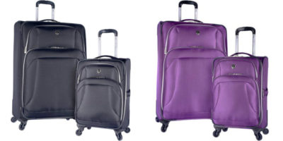 Walmart – Travelers Polo and Racquet Club 2-Piece Spinner Set Only $49.95 (Reg $69.99) + Free Store Pickup