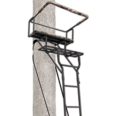 Walmart – Ameristep 15′ Two-Man Ladderstand w/ RealTree AP Seat Only $88.00 (Reg $119.00) + Free Shipping