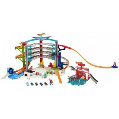 Walmart – Hot Wheels Ultimate Garage Playset With Car Wash Only $78.99 (Reg $99.99) + Free Shipping