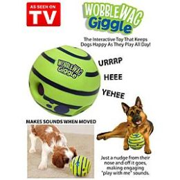 Kmart – As Seen On TV Wobble Wag Giggle Only $4.00 (Reg $14.99) + Free Store Pickup